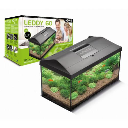 Aquael Leddy 60 Aquarium 54L
