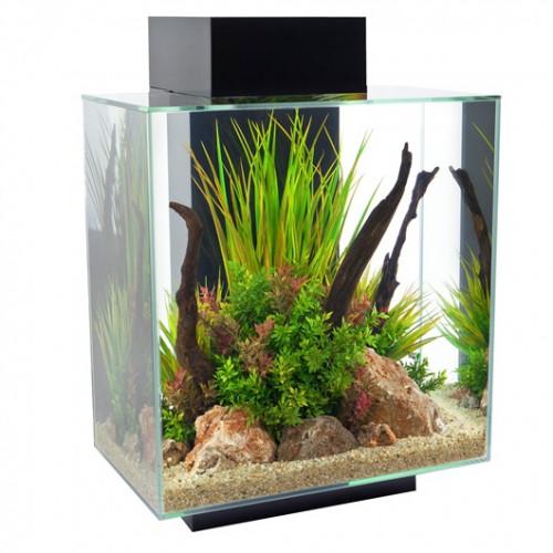 Fluval Edge Black Aquarium 46 Litre