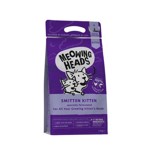 Meowing Heads Smitten Kitten 1.5kg