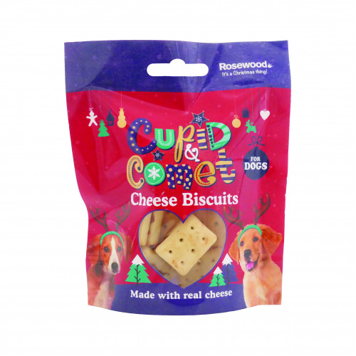 Cheese Biscuits For Dogs 40g