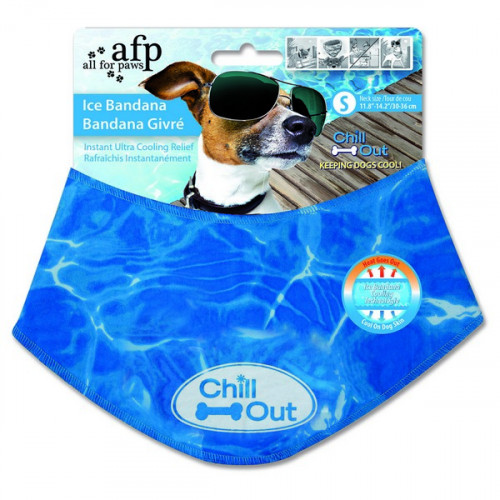 All For Paws Chill Out Ice Bandana Small