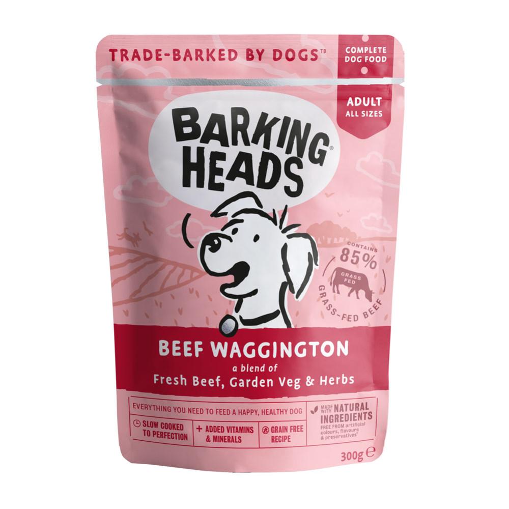 Wag Dog Food Ingredients