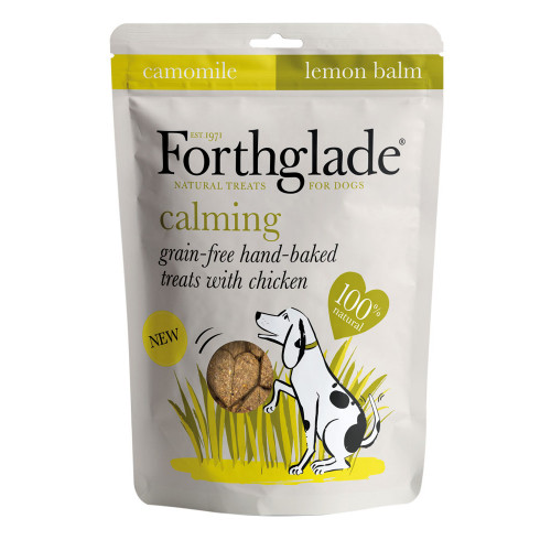 Forthglade Calming Treats With Chicken & Camomile 150g