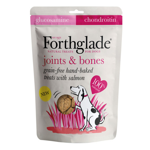 Forthglade Joints & Bones Treats Salmon 150g