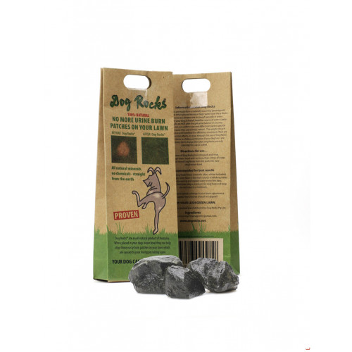 Dog Rocks Helps Prevent Nasty Burns Saves Your Lawn 200g