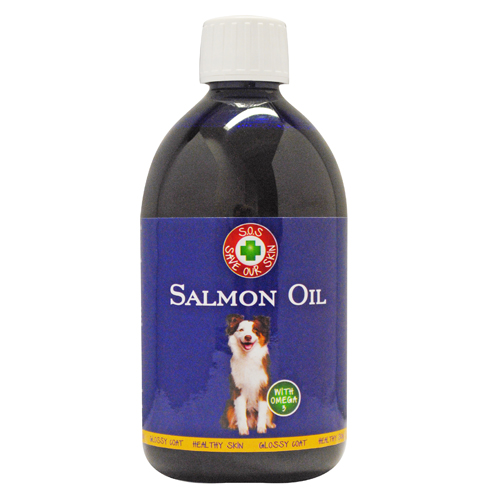 Fish4Dogs Salmon Oil 500ml