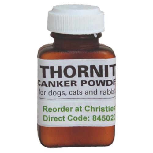 Thornit Ear Powder For Dogs Thornit Canker Powder Ear