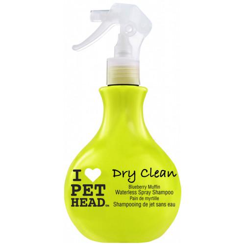 Pet Head Dry Clean Waterless Spray Shampoo 450ml