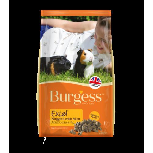 Burgess Supa Guinea Excel 2kg