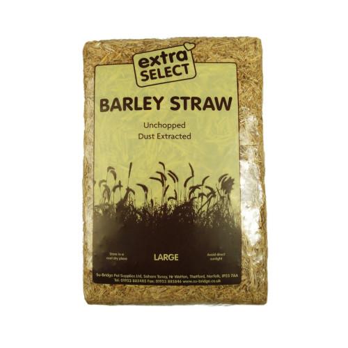 Extra Select Barley Straw Large 2kg