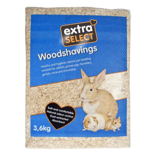 Extra Select Woodshavings 3.6kg