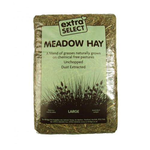 Extra Select Meadow Hay Large 2kg